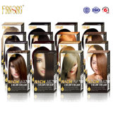 Новое Beautiful Color Natural Looking Hair Dye с ISO9001 (60ml*2+10ml)