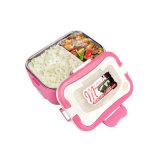 De gemakkelijke Dragende Plastic Mini Elektrische Doos van de Lunch voor de Container van het Voedsel van Jonge geitjes
