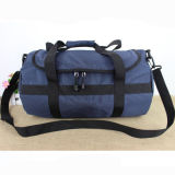 Poliéster Gym Bag Backpack Duffel Bag para Weekend Sports