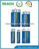 Alkalisches Battery AA AAA C D 9V