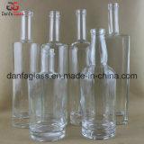 Экстренные бутылки рома бесцветного стекла (множественное украшение ярлыка Doable)