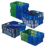 プラスチック注入のFoldable容器型
