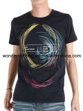Fabrication en Chine Custom Cotton Fashion Design Printing Man T-Shirt