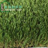 Hierba artificial del sintético del jardín de la planta 30m m el 160stitches/M