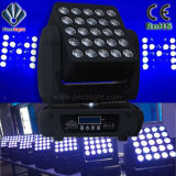 Equipamentos Leves Stage 36X10W LED Moving Head com Zoom Touchscreen