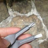 主形の精密鋳造物鋼鉄小型細長かった十字ねじ回し
