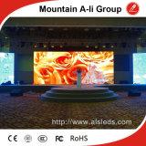 Легко установите экран дисплея Rental P3 СИД HD крытый