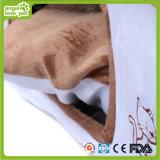 Casa blanca cómoda rellena del animal doméstico de la felpa del color (HN-pH333)