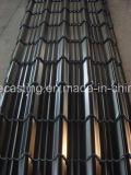 Lamiera sottile d'acciaio ondulata del tetto della zolla di tetto del ferro Anti-Corrosin