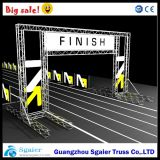 アルミニウムStartおよびFinish Line Truss、Goal Post Truss、Marathon Truss