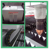 Cortadora 1325 de acero del cortador del plasma del CNC de la velocidad