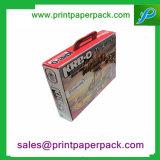 Caixa de embalagem Moistureproof impermeável dos macarronetes imediatos do bolinho dos doces do alimento