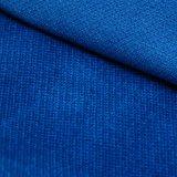Tela viscosa de la pana del Spandex del algodón para los pantalones