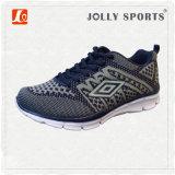 Nuevos deportes del Knit del estilo del diseño de la zapatilla de deporte que funcionan con los zapatos de los hombres de las mujeres