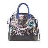 [هيغقوليتي] خاصّ بالأزهار يطبع [بو] مقبض مصمّم حقيبة يد نساء