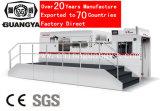 Machine de découpage à plat de qualité avec éliminer (LK106MF)