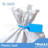 Sellos plásticos de la seguridad con la etiqueta grande (YL-S425)