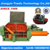 Y81f-2500 집합 유형 큰 압력 작은 조각 알루미늄 짐짝으로 만들 기계