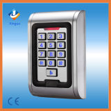 Водоустойчивый контроль допуска двери RFID карточки кнопочной панели металла