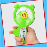 En71 Stuk speelgoed van de Ventilator van de Druk van de Hand het Mini met Suikergoed