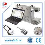 Máquina de la marca del laser de la fibra de la alta calidad