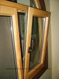Окно тента алюминиевого сплава для расквартировывать использующ