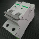2p DC Circuit Breaker DC 500V Solar Photovoltaic с TUV Certificate