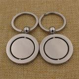 2016 a personnalisé le porte-clés personnalisé par cuir en métal avec le logo de compagnie