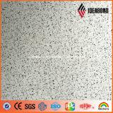Полиэфир серии Ideabond специальный и покрытие PVDF взгляд ACP гранита и камня