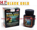 Píldoras masculinas del realce del mejor oro negro chino original al por mayor de los E.E.U.U.