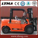 Ltma Forklift Diesel de 5 toneladas com rodas do Forklift