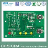 Placa de circuito da placa de circuito do PWB do detetor de metais da placa de circuito impresso da iluminação do diodo emissor de luz para o elevador