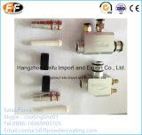 El inyector electrostático del equipo de la capa del polvo bombea 165633 y 1095922
