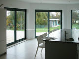 Плоская поверхность Sill Double Glass Aluminium Windows и Doors