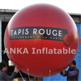 Het Opblaasbare Helium van pvc om de Ballon van de Voetbal voor Sporten