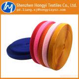 Gekleurd naai op de Nylon Band van de Klitband van de Haak en van de Lijn