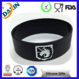 Les bracelets de silicone de Wristbands de silicone faits sur commande les meilleur marché