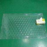 Bandeja plástica transparente do Vácuo-Thermoform desproporcionado