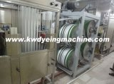 Satin Ribbons Continuous Dyeing&Finishing Machine mit PC Control