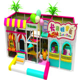 多彩なSweetおよびCandy Children Play Equipment IndoorまたはPlayground Park Equipment