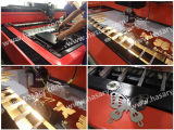 coupeur de machine de gravure de découpage de laser de la commande numérique par ordinateur 650W pour le tube en métal