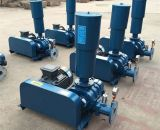 Refrigeración por aire tipo ventilador Jzsh-50 de tres lóbulos del ventilador de las raíces