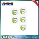 l'autoadesivo di 13.56MHz NFC etichetta Ntag213 stampato per gestione di patrimonio