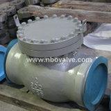 """Válvula de cheque del resorte de la elevación del oscilación del acero de molde (H44H-36 """")"""