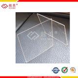 Strato impresso ondulato vuoto solido del PC del policarbonato di Lexan per la tettoia di plastica dell'automobile della serra del tetto della costruzione