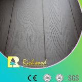 plancher stratifié par HDF d'Eir de cannelure de 12mm V