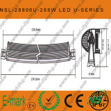 288W CREE Curved LED Light Bar hors route