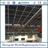 Doubles modules solaires en verre de haute performance pour des toits de picovolte