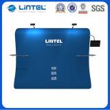 U字型伸縮織物の陳列台(LT-24X)