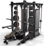 Aptidão Equipment Gym Commercial Half Rack para Quente-Sale